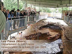 Site archéologique des Fieux