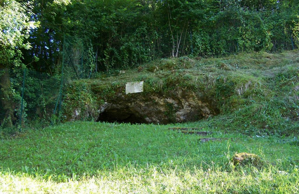 Site archéologique Nenadertal- La Bouffia Bonneval- La Chapelle-aux-Saints- Musée de l'Homme de Neandertal OK