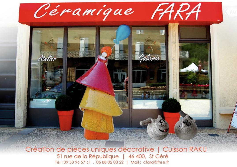 St Céré-céramique FARA n°1