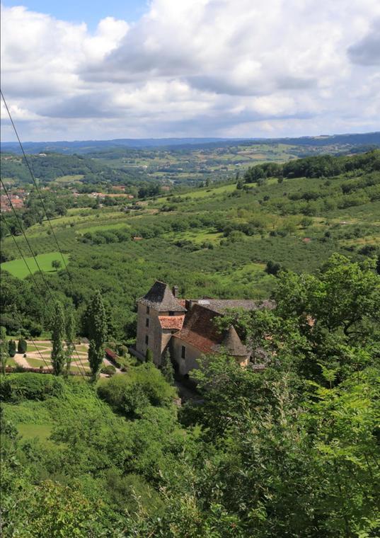 St-Medard-de-presque-le château