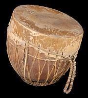 Tambour prehistorique