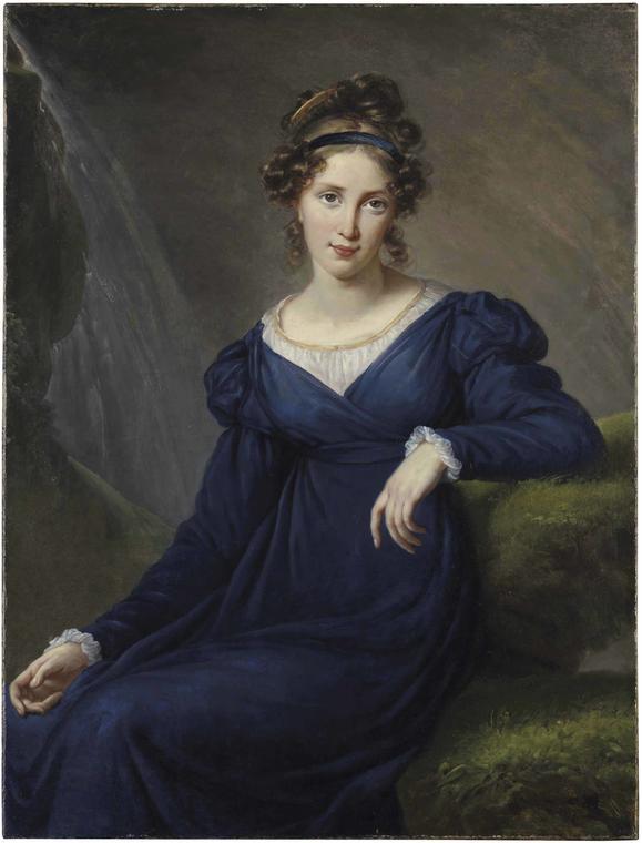 Tatyana Borisovna Potemkina (1797-1869),by ElisabethLouise Vigée Le Brun