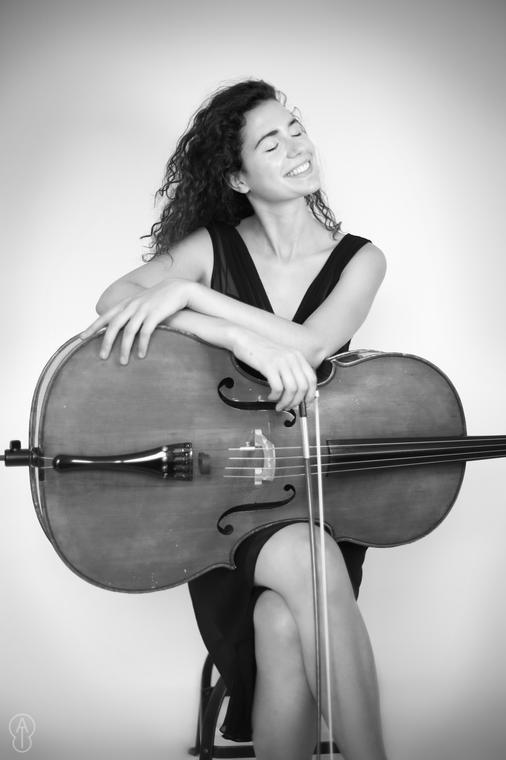 Violoncelliste Aurélie Allexandre
