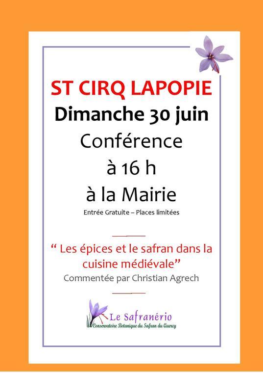 Conférence Safran