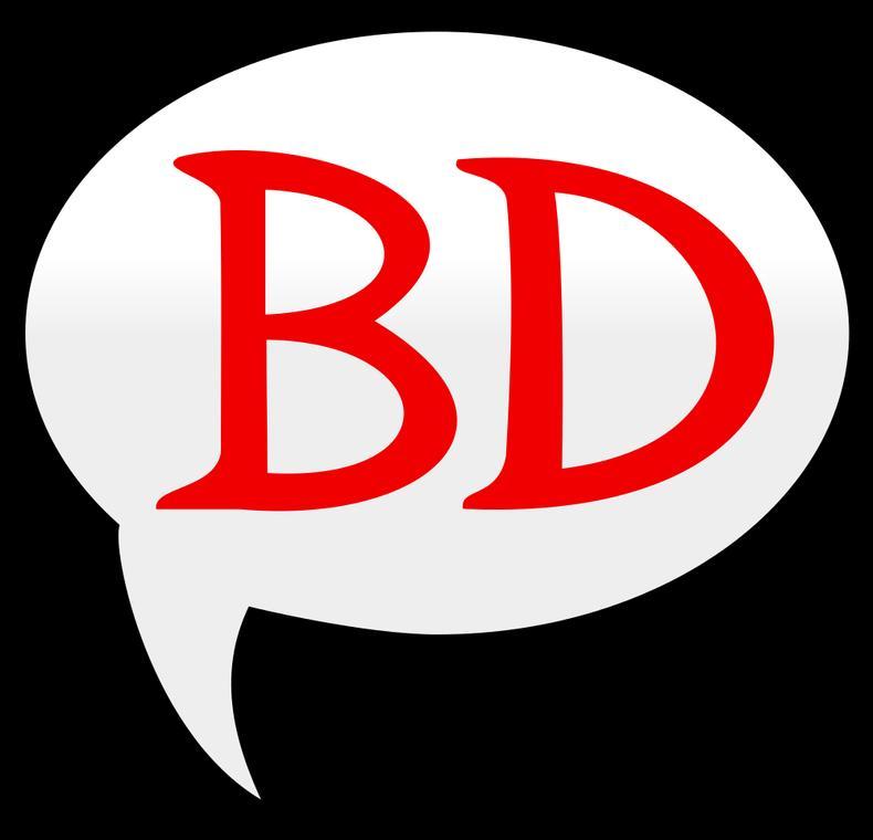bulle BD - internet