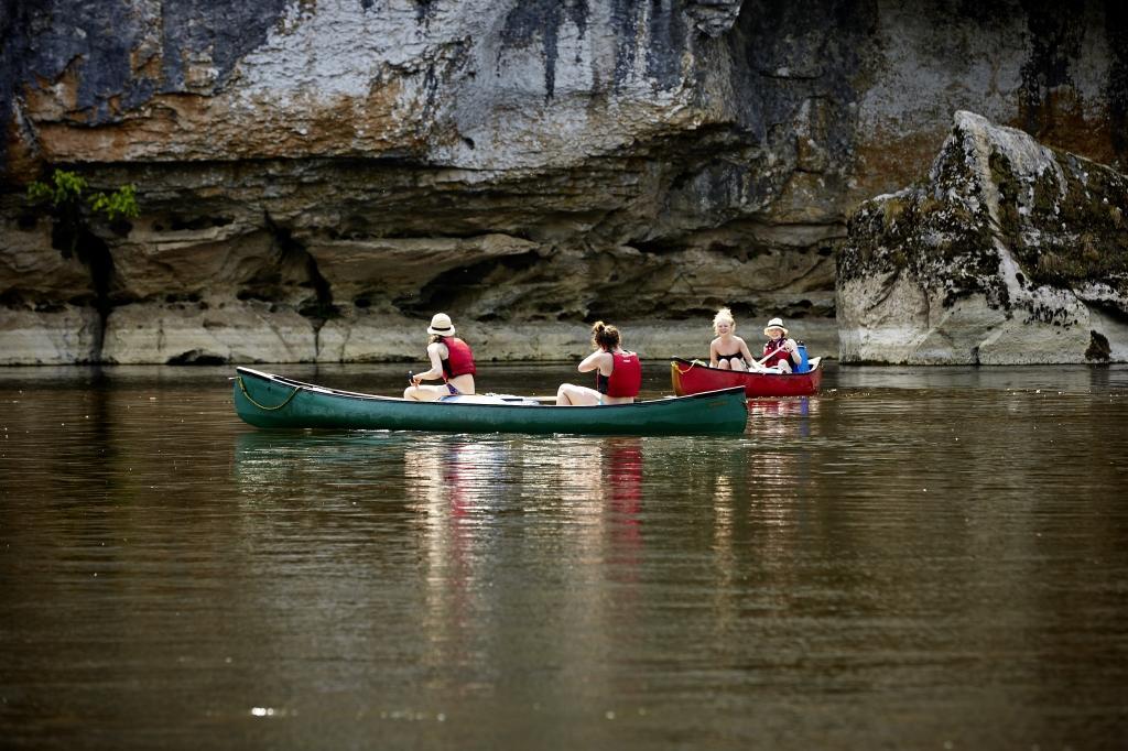 canoe floirac