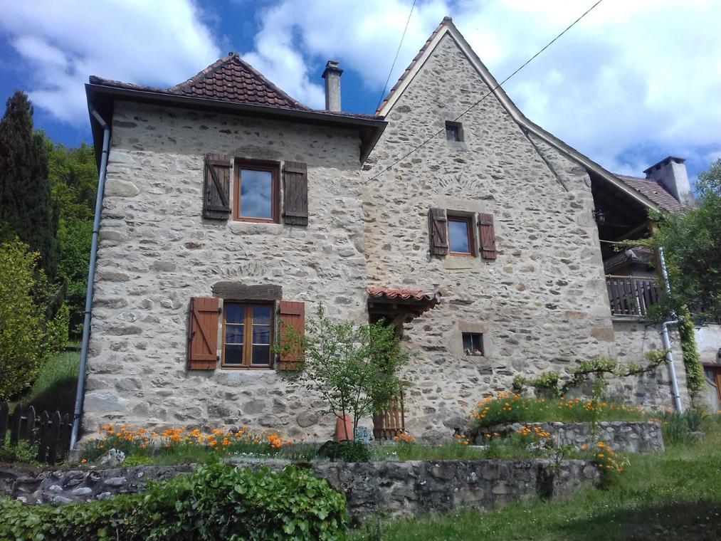 la vieille maison en pierre
