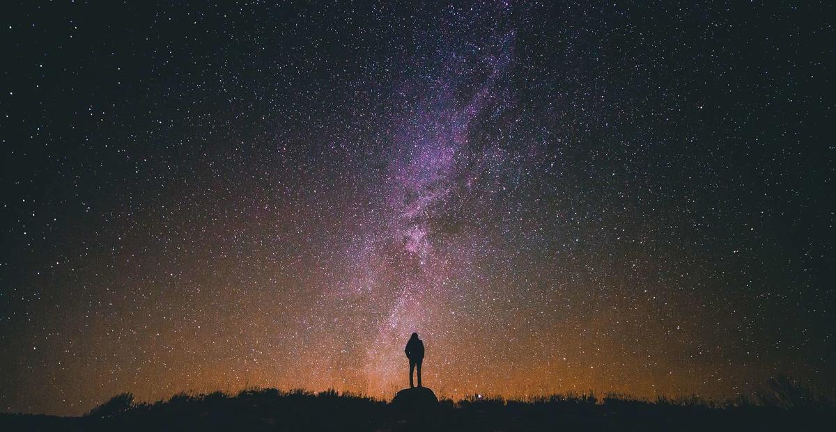 ciel étoilé nuit @Free-Photos de Pixabay