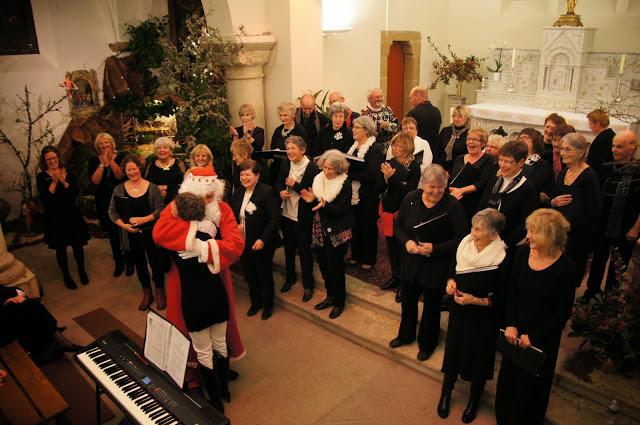 concert noel chorale cazals