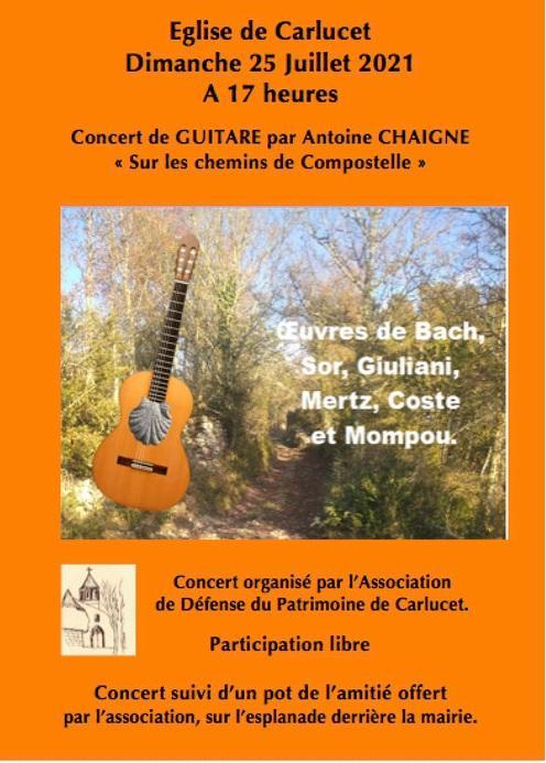 concert carlucet