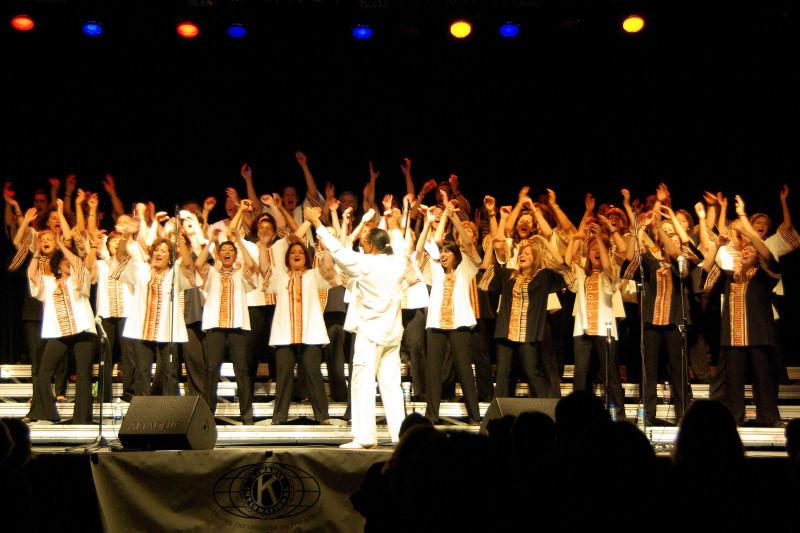 concert gospel gindou