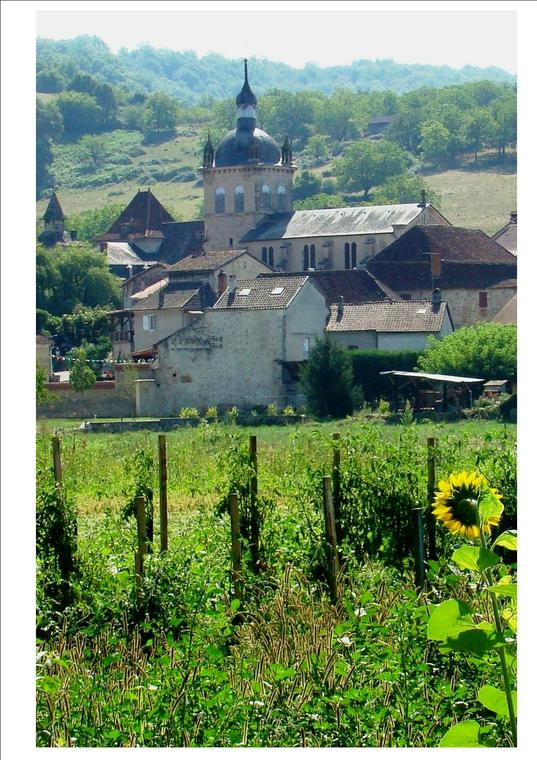 clocher Cornac
