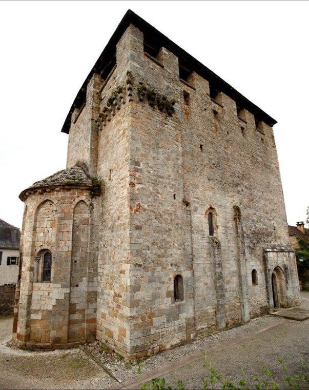 église St Pierre Toirac