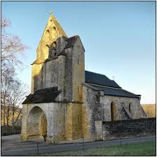église de Nadaillac-de-Rouge