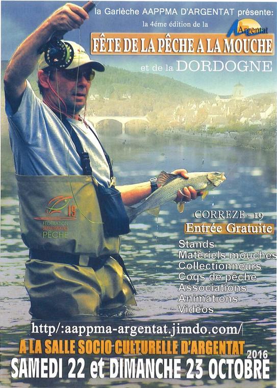 fête pêche argentat