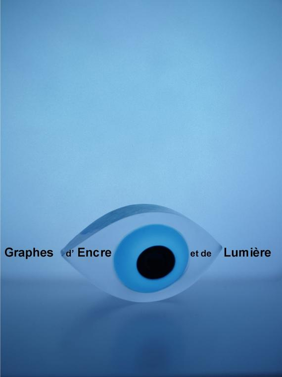 graphe d'encre et de lumière