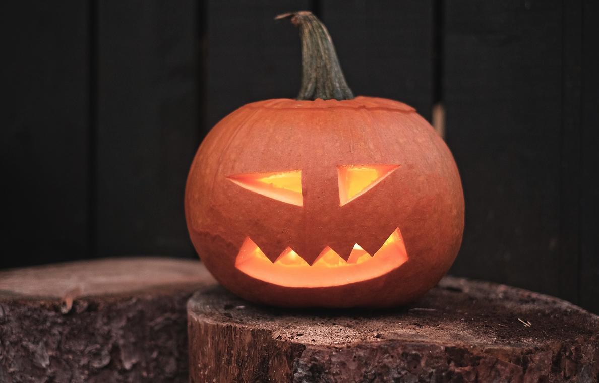 Courge Halloween