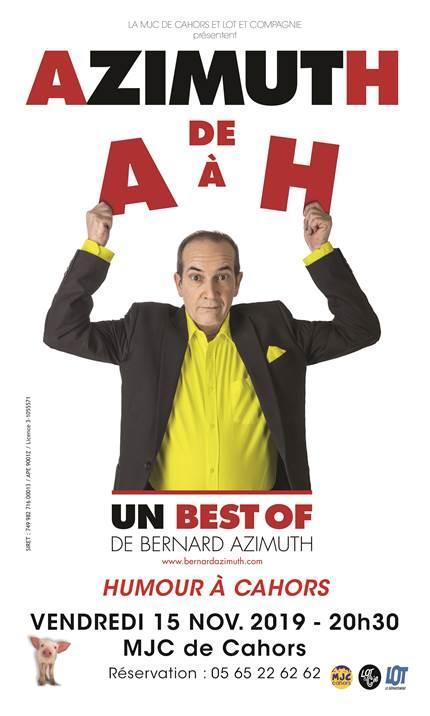 Bernard Azimuth