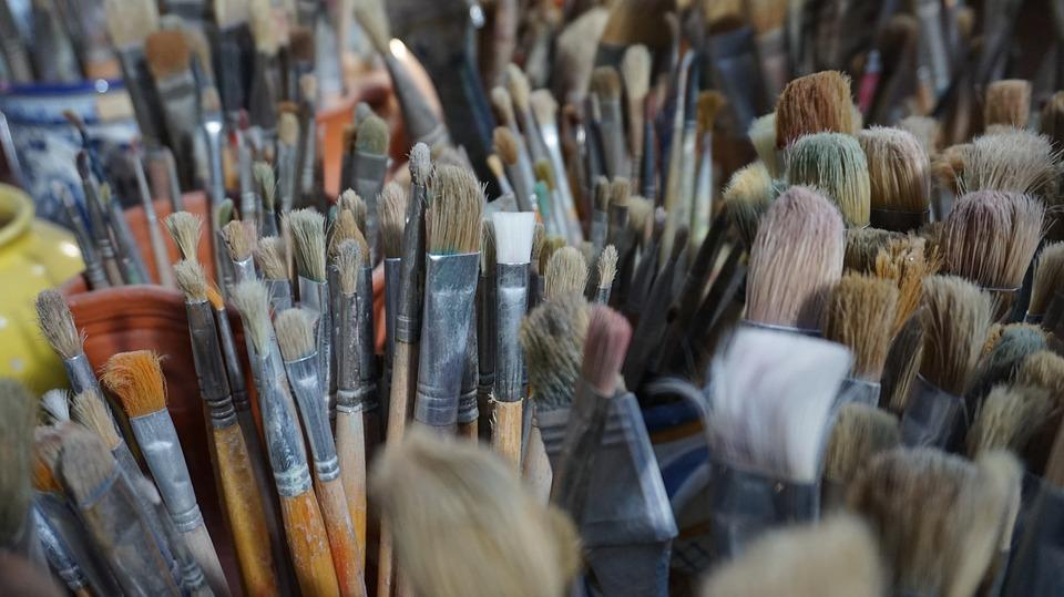 many-brushes-
