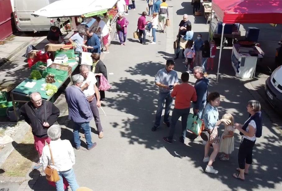 marché de Salviac