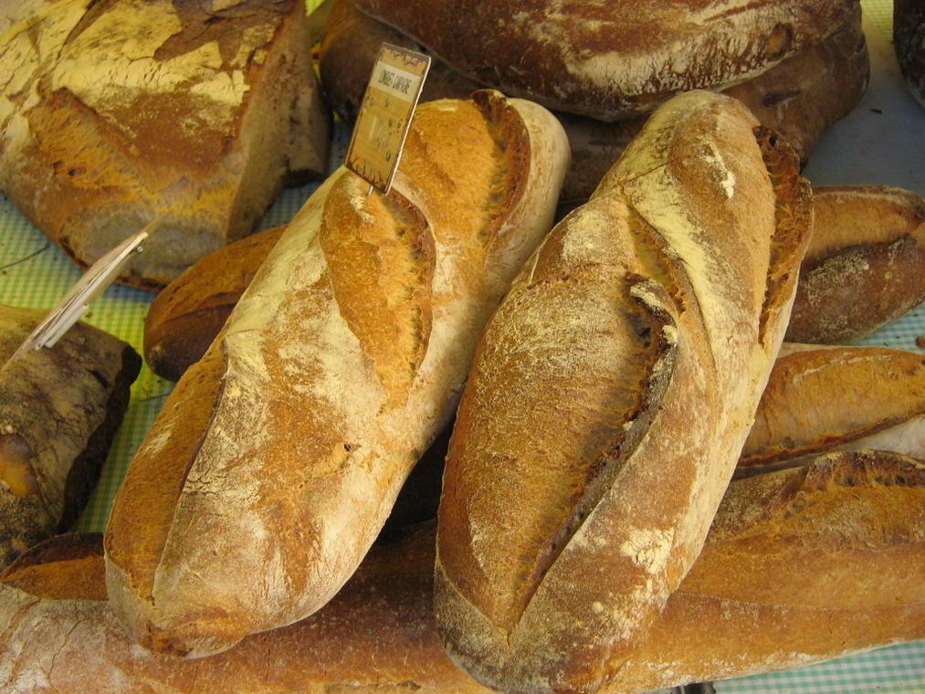 marché pain