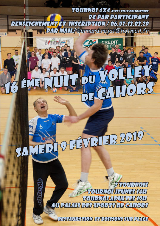 tournois volley