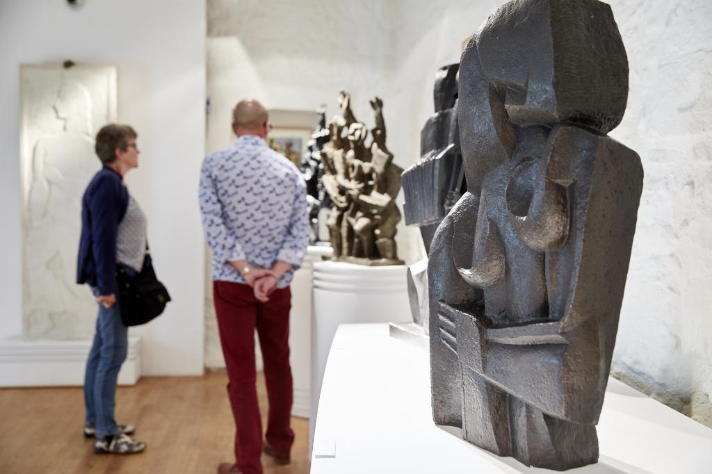 musee zadkine visiteurs