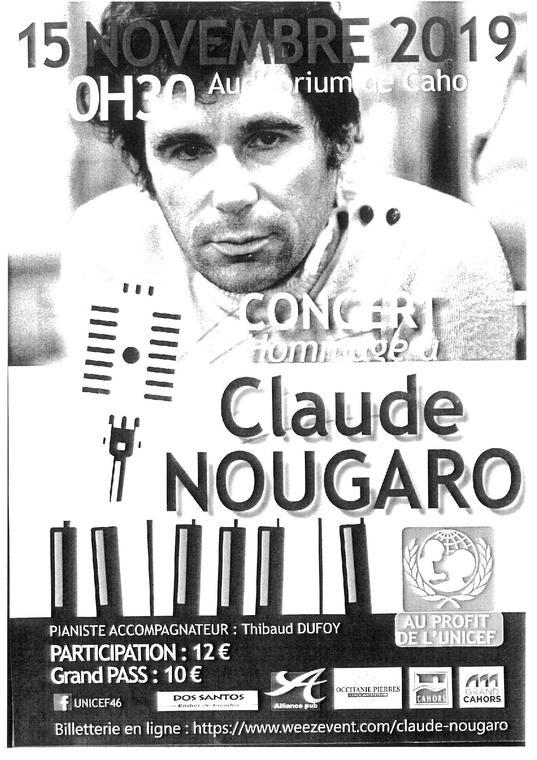 concert nougaro
