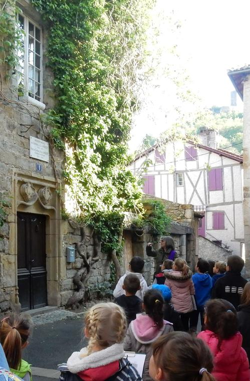 ok 2- visite ludique - St Céré