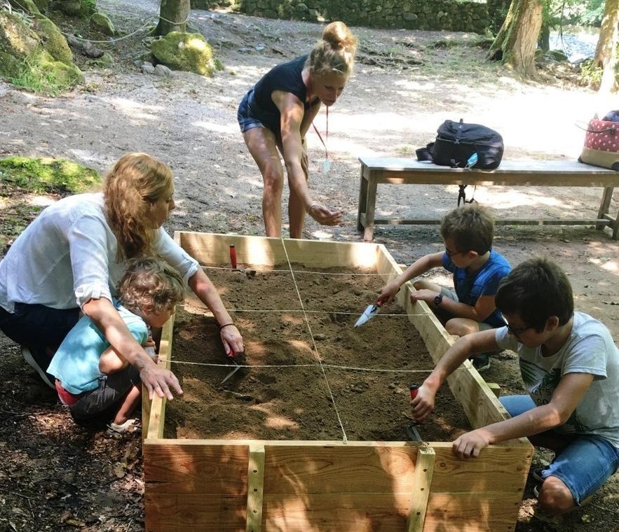 Atelier archeo Tours de Merle