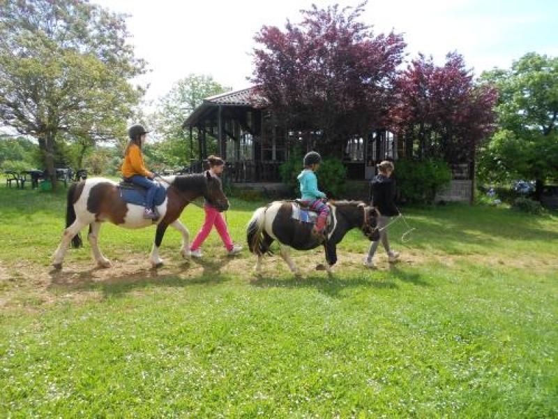 photo balade à poney 2
