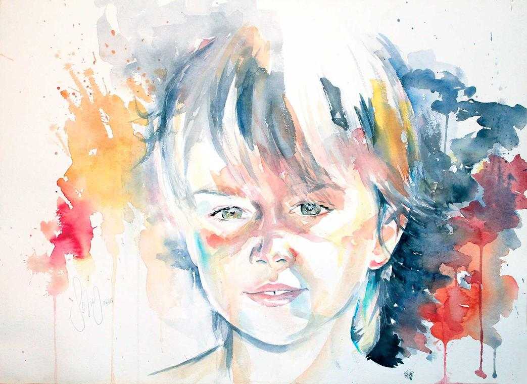 portrait enfant@SofiaJohannissen