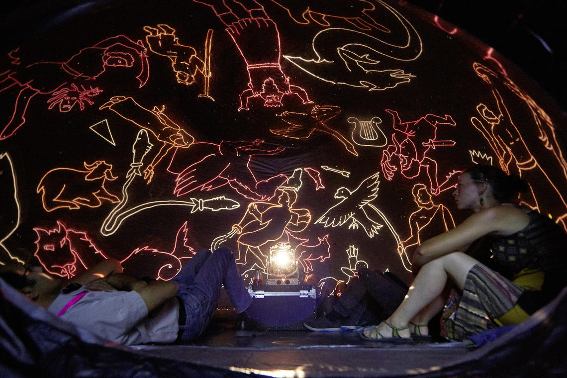 planetarium Vayrac credit Nelly BLAYA