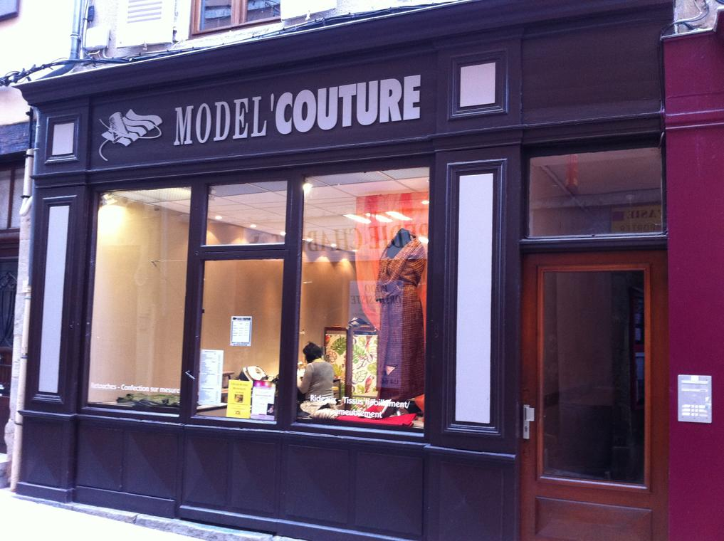 Model-couture