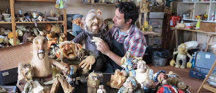 Atelier-Marionnette