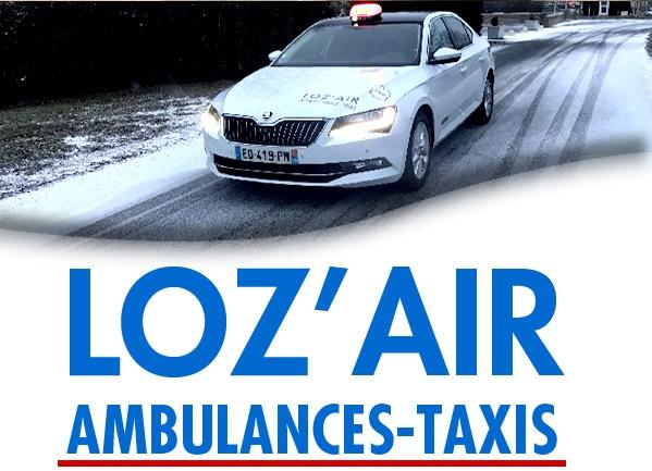 Commerce - ADCA - LozAire Ambulances