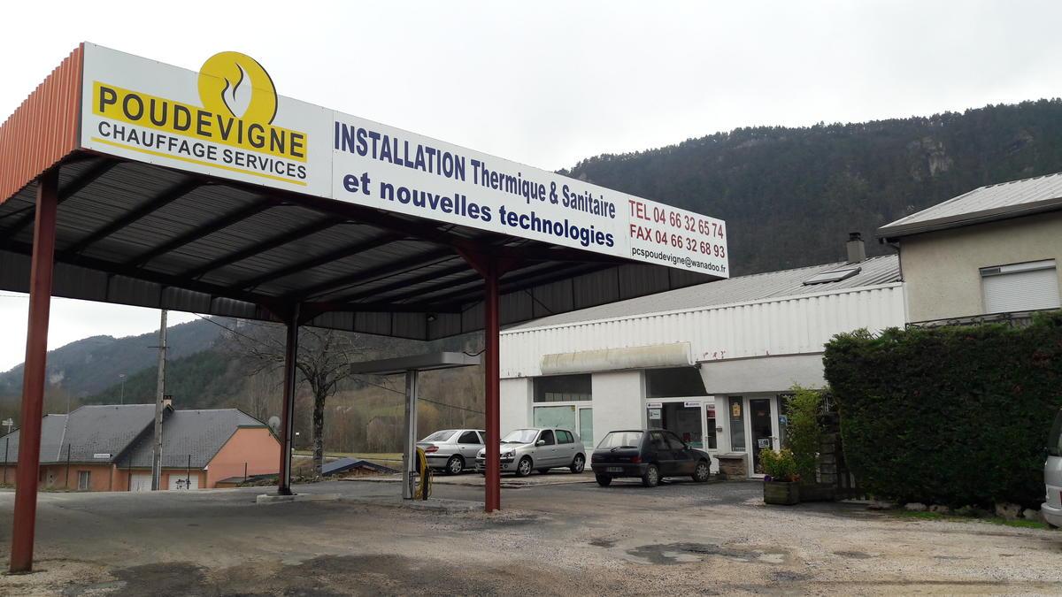 Commerce - ADCA - Poudevigne