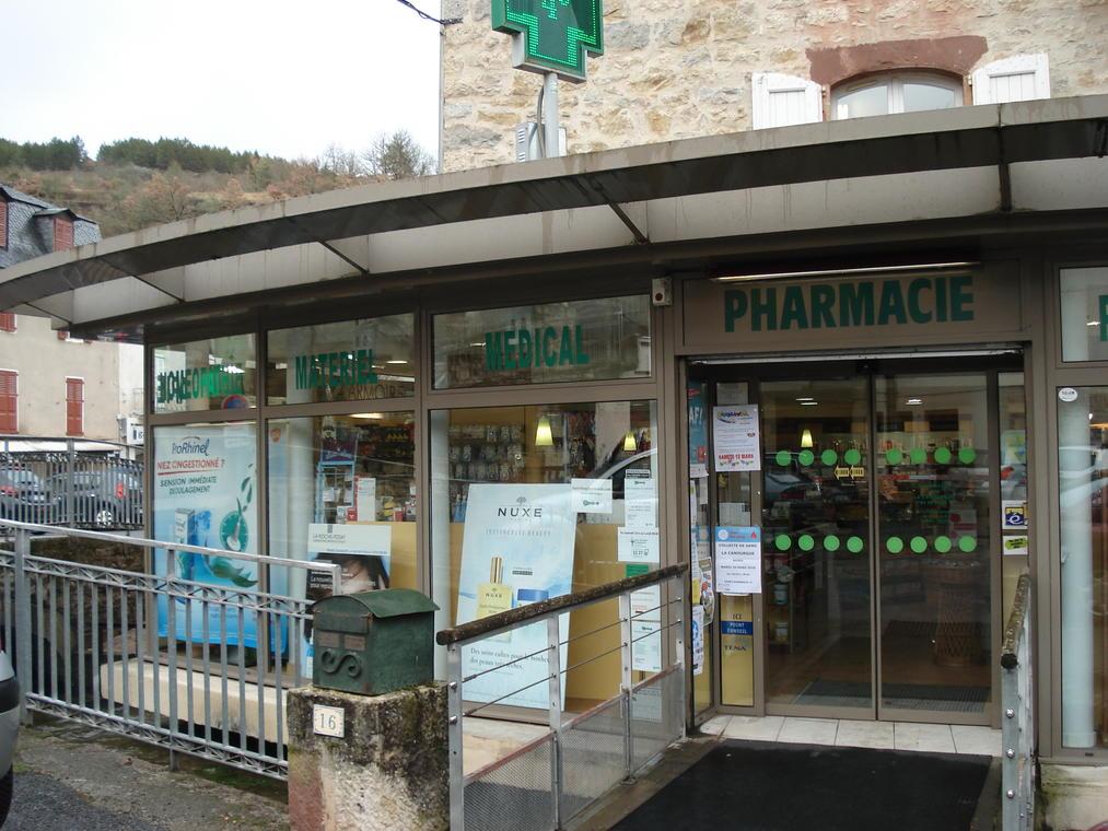Commerces- ADC- Pharmacie
