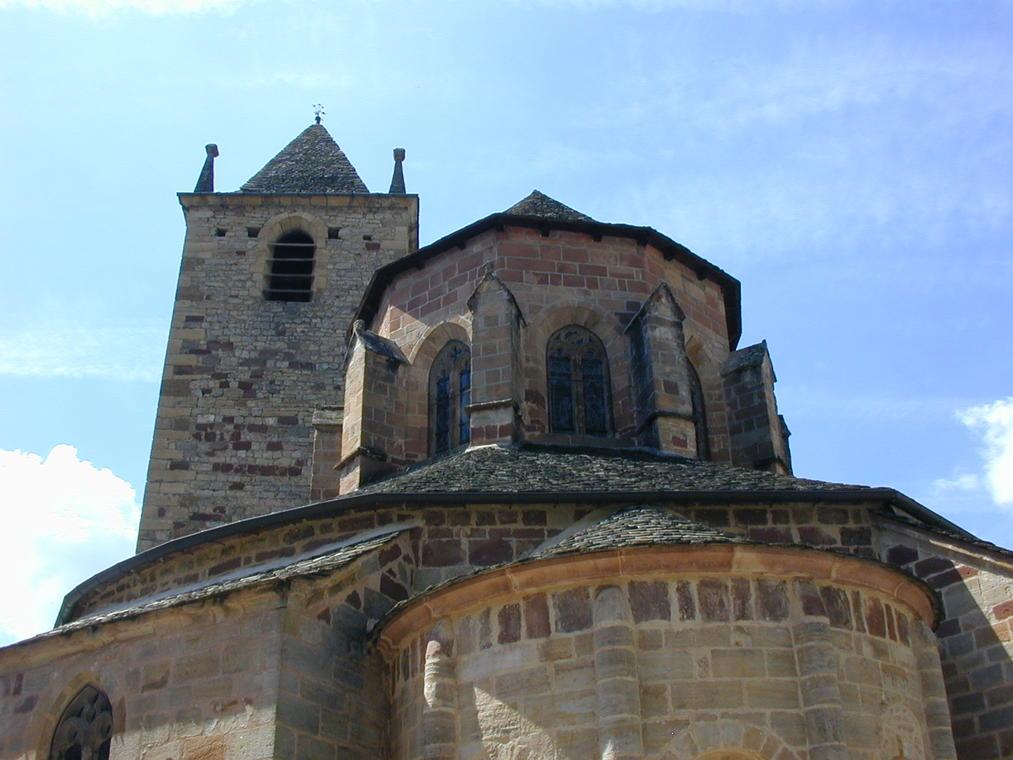 Eglise La Canourgue