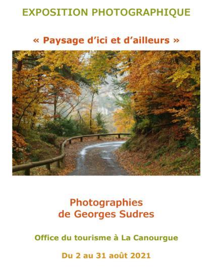 Georges Sudres La Canourgue