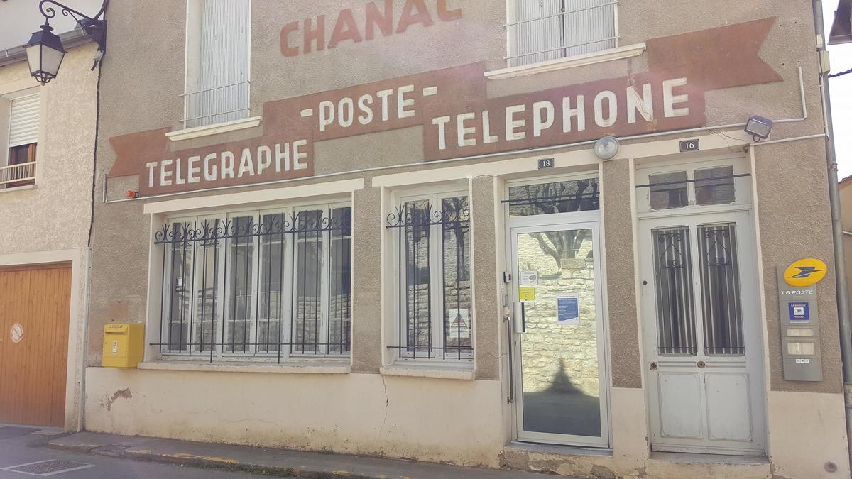 La Poste Chanac