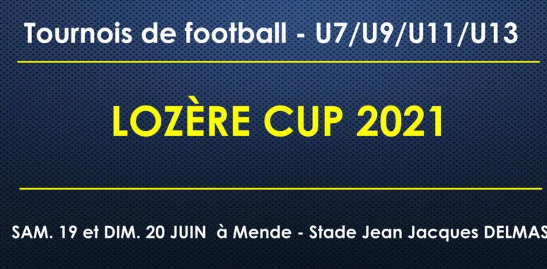 LOZERE CUP FOOT