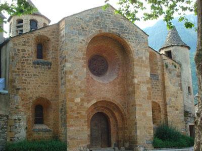 PCUP001--Eglise-Ispagnac