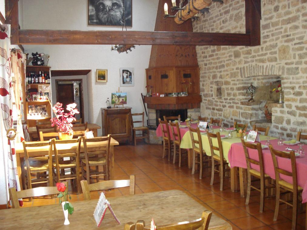 Restaurant - ADC-Ferme auberge -le Gazy