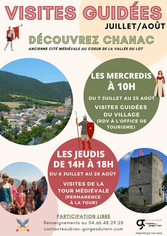 Visite Chanac