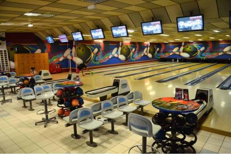 Bowling Millau