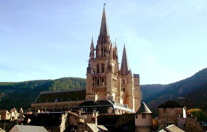 Cathedrale-mende-visite-guide, patrimoine