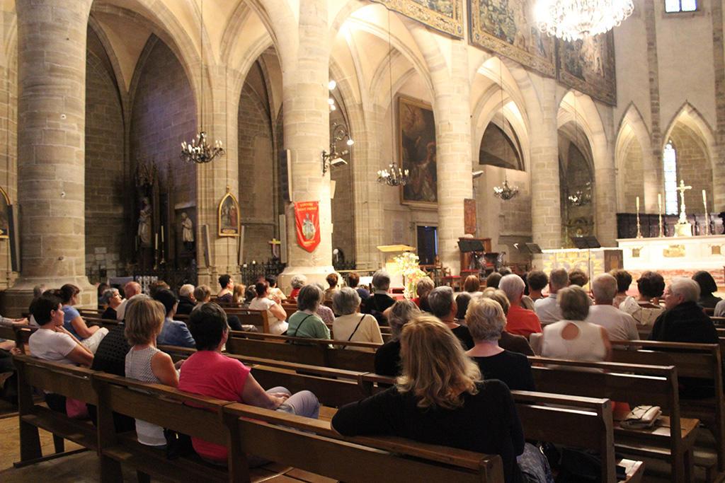 Concert-cathedrale de Mende