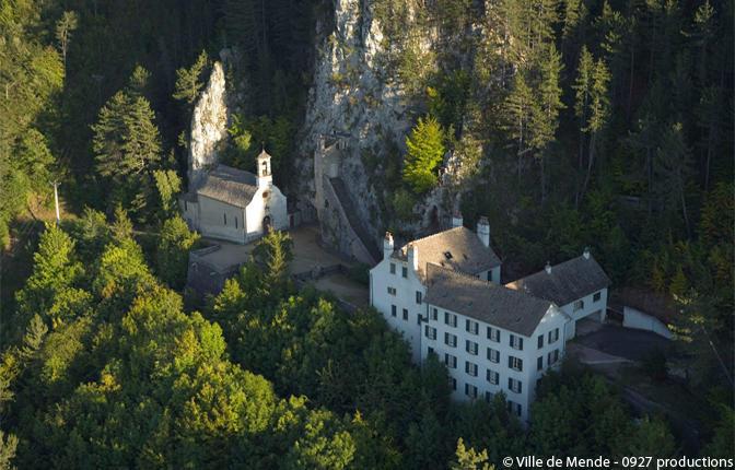 Ermitage Saint-Privat, Causse de Mende