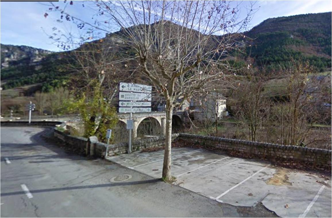 point d'eau les vignes pont